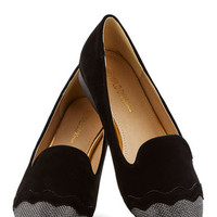 ModCloth Search High and Glow Flat