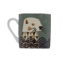 British Wildlife - Otter Mug  | Nook and Cranny