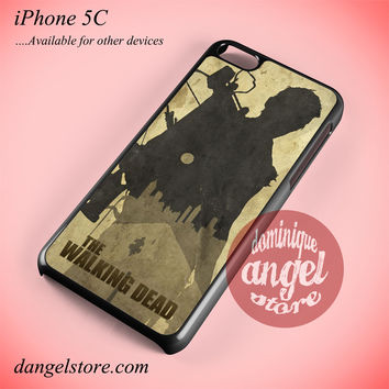 The Walking Dead Daryl Dixon Phone case for iPhone 5C and another iPhone devices