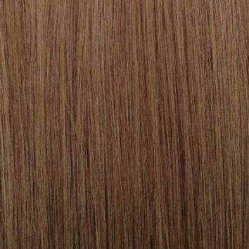 "Chestnut Brown #6 - Deluxe 20"" Clip In Human Hair Extensions 165g from www.foxylocksextensions.com"