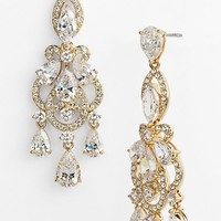Women's Nadri 'Legacy' Crystal Chandelier Earrings