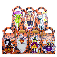 Halloween Favor Box Candy Box