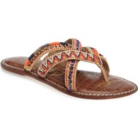 Sam Edelman Karly Beaded Slide Sandal (Women) | Nordstrom