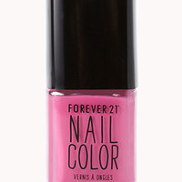 FOREVER 21 Blushing Pink Nail Polish Blush One