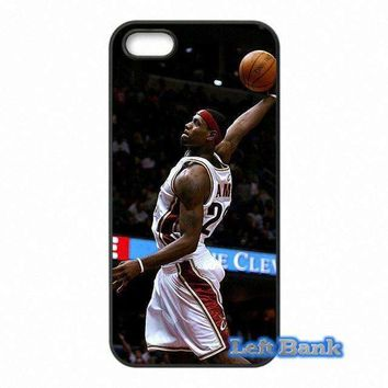 Lebron James Soft Shell iPhone Cases