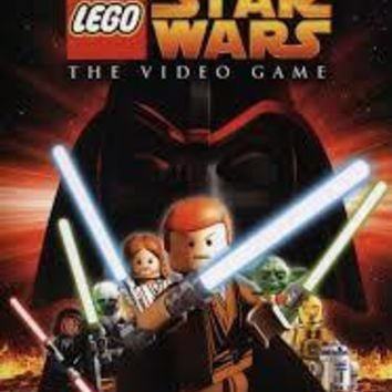 Lego Star Wars : The Video Game for the Playstation 2