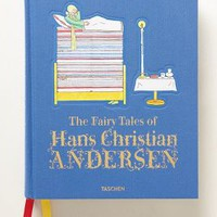 The Fairy Tales Of Hans Christian Andersen by Anthropologie in Multi Size: One Size Books