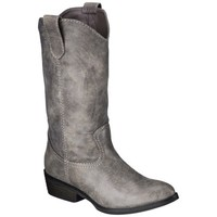 Women's Mossimo Supply Co. Kala Cowboy Boots - Taupe