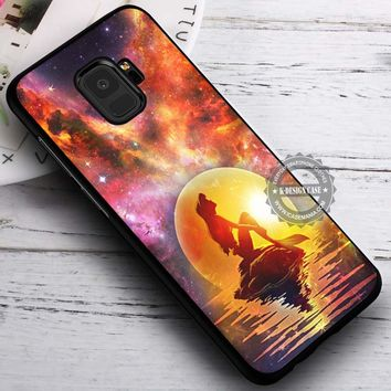 The Little Mermaid Disney Galaxy iPhone X 8 7 Plus 6s Cases Samsung Galaxy S9 S8 Plus S7 edge NOTE 8 Covers #SamsungS9 #iphoneX