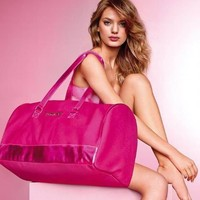 Victoria's Secret Travel Duffle Weekender Tote Bag