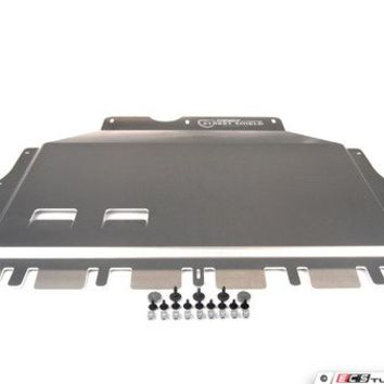 ECS Tuning Aluminum Street Shield Skid Plate Kit
