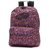 Vans Realm Floral Backpack (Ditsy Floral/Persian Jewel)