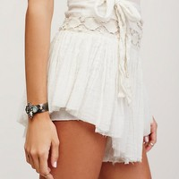Free People Celine Wrap Short