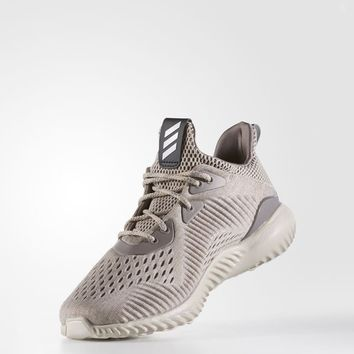 adidas Alphabounce EM Shoes - Brown | adidas US