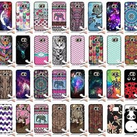 For Samsung Galaxy S6 G920 TPU Rubber Gel Soft Protector Skin Cover Phone Case