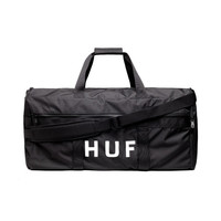 HUF - TRAVEL DUFFEL // BLACK