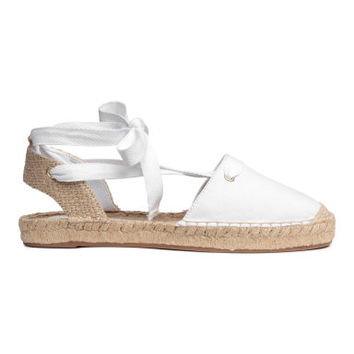 H&M Espadrilles with Lacing $29.99