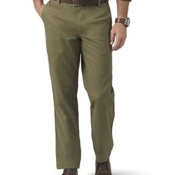 Dockers Big & Tall Pacific On-The-Go - Green Moss - Men's