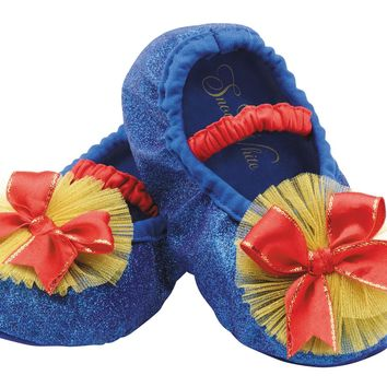 Snow White Toddler Slippers props