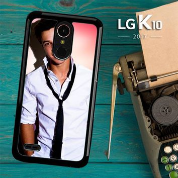 Cameron Dallas D0275 LG K10 2017 / LG K20 Plus / LG Harmony Case