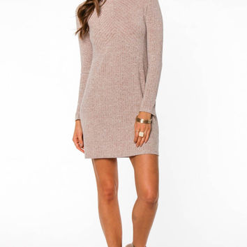 Isabelle Sweater Dress
