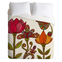 Valentina Ramos In The Garden Duvet Cover