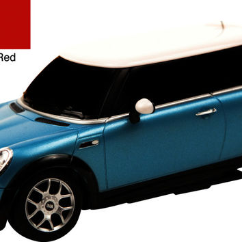 Premium Remote Control Mini Cooper S Red