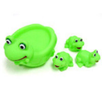 Axel Kraft Bathtime Fun Frog Family -