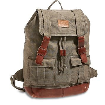 Lucky Brand Lb Collectibles Backpack Mens