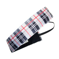 Plaid About You Thick Black, White, Red - Shop All - Shop