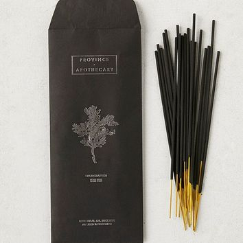 Province Apothecary Incense | Urban Outfitters