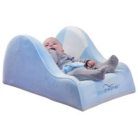 DayDreamer Powder Blue 310006654 | Infant Recliners | Play Yards Portable Beds | Baby Gear | Burlington Coat Factory
