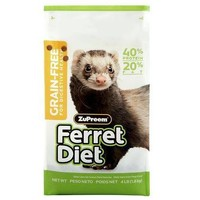 ZuPreem GF Premium Ferret Pet Food 4 lbs