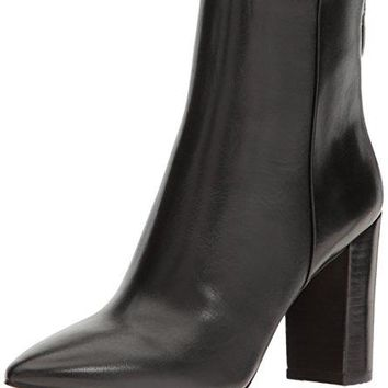 Women's Hatcher Leather Boot Nine West