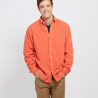 Men's Button-Down Shirts: Tucker Corduroy Sport Shirt For Men – Vineyard Vines