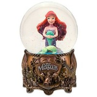 Disney Small Little Mermaid (Ariel) Snow Globe