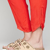 Jeffrey Campbell Womens Libson Footbed Sandal