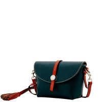 Cambridge Crossbody Saddle Bag