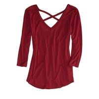 AEO Factory Cross-Back Dolman T-Shirt | American Eagle Outfitters