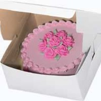 12 x 12 x 6 in. Cake Boxes