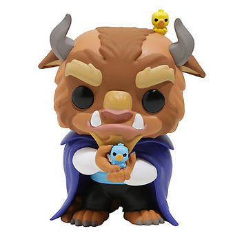 Funko Disney Beauty And The Beast Pop! The Beast Vinyl Figure