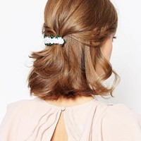 ASOS | ASOS Sweet Flower Hair Barette at ASOS