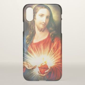 Jesus Christ iPhone X Case