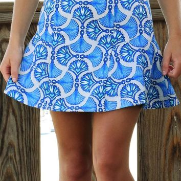 Dreaming Of The Sea Skirt: Multi