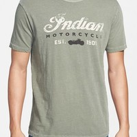 Men's Lucky Brand 'Indian Motorcycles' Graphic T-Shirt