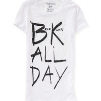 Brooklyn All Day Graphic T