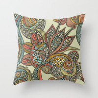 Argos Throw Pillow by Valentina | Society6