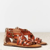 AEO Double Strap Gladiator Sandal | American Eagle Outfitters