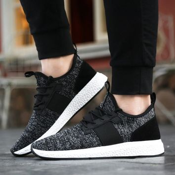 Casual Hot Deal On Sale Stylish Hot Sale Comfort Men Korean Shoes Fashion Permeable Height Increase Sneakers [10493689731]