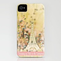 Dreaming of Paris in the Springtime... iPhone Case by Lisa Argyropoulos | Society6
